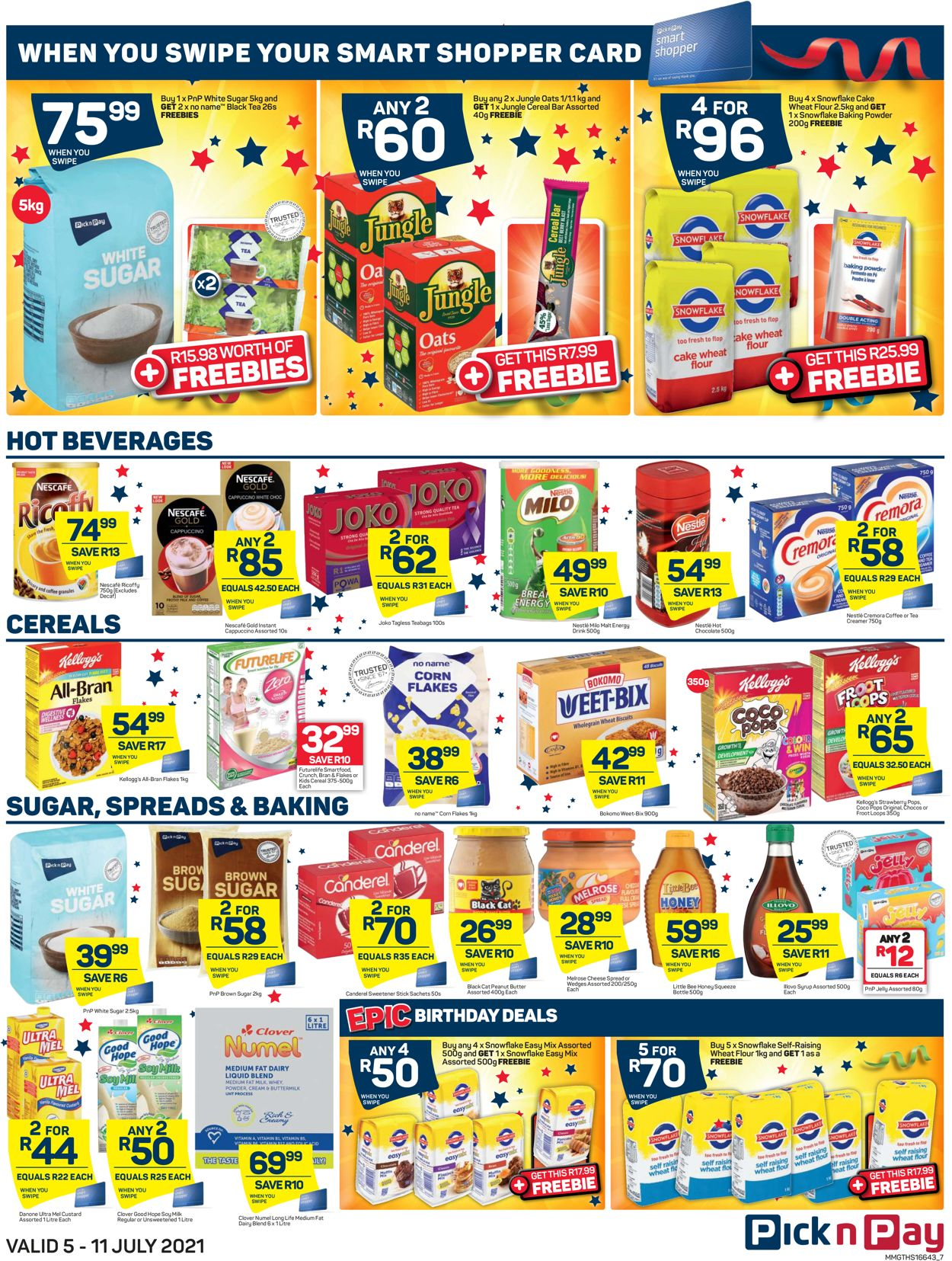 Pick n Pay Catalogue - 2021/07/05-2021/07/17 (Page 7)