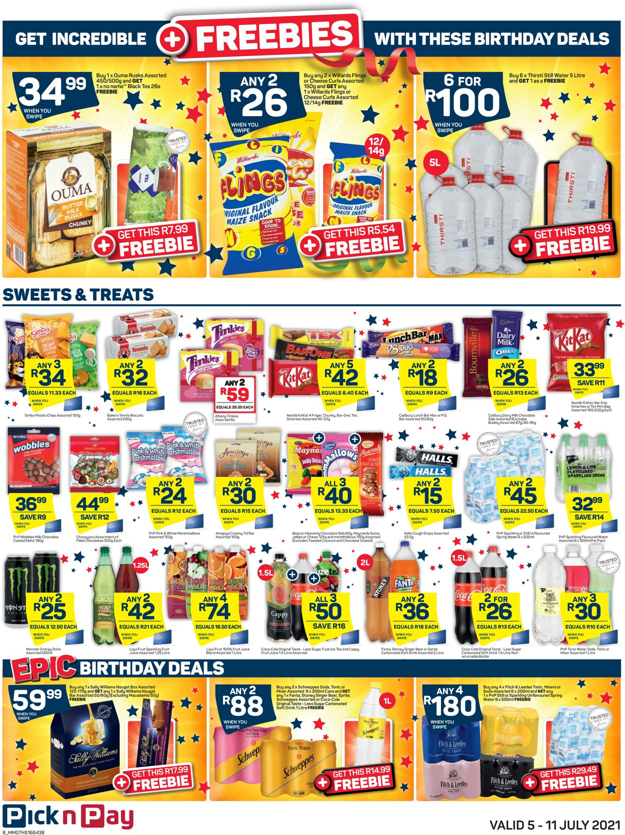 Pick n Pay Catalogue - 2021/07/05-2021/07/17 (Page 8)