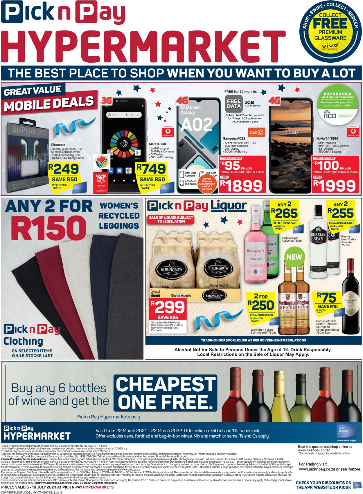 Pick n Pay Catalogue - 2021/07/05-2021/07/18 (Page 8)
