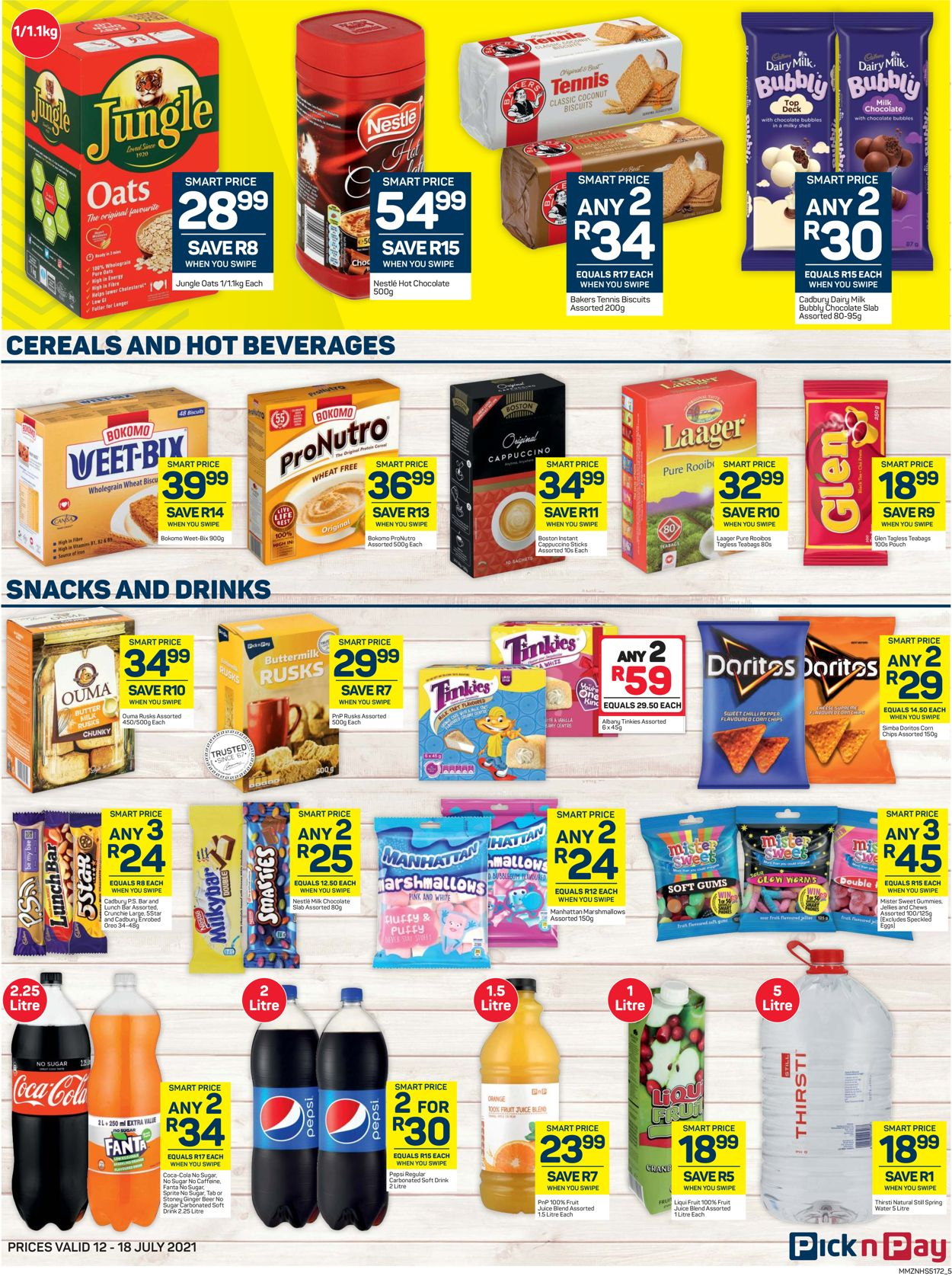 Pick n Pay Catalogue - 2021/07/12-2021/07/18 (Page 5)