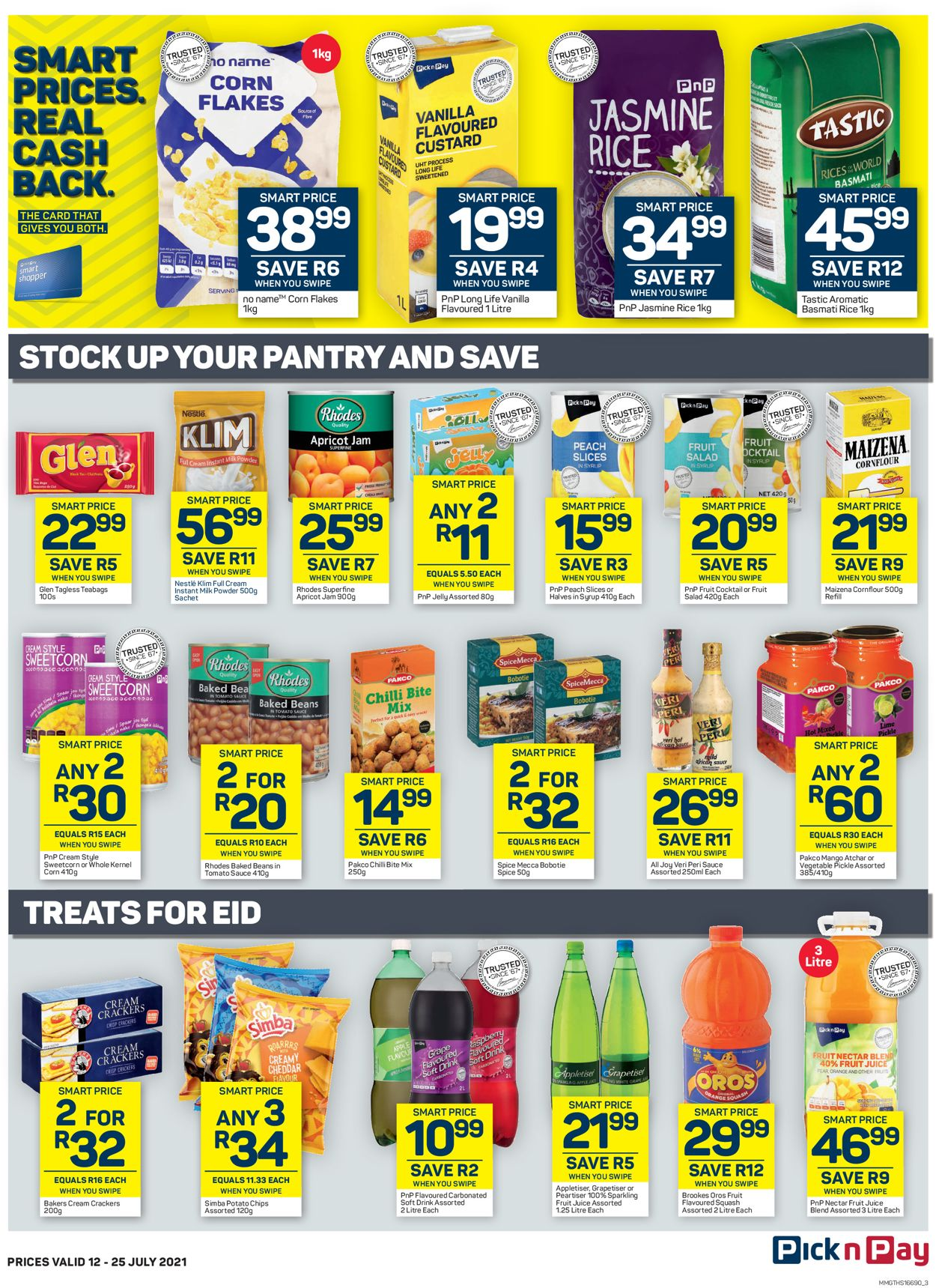 Pick n Pay Catalogue - 2021/07/12-2021/07/25 (Page 3)