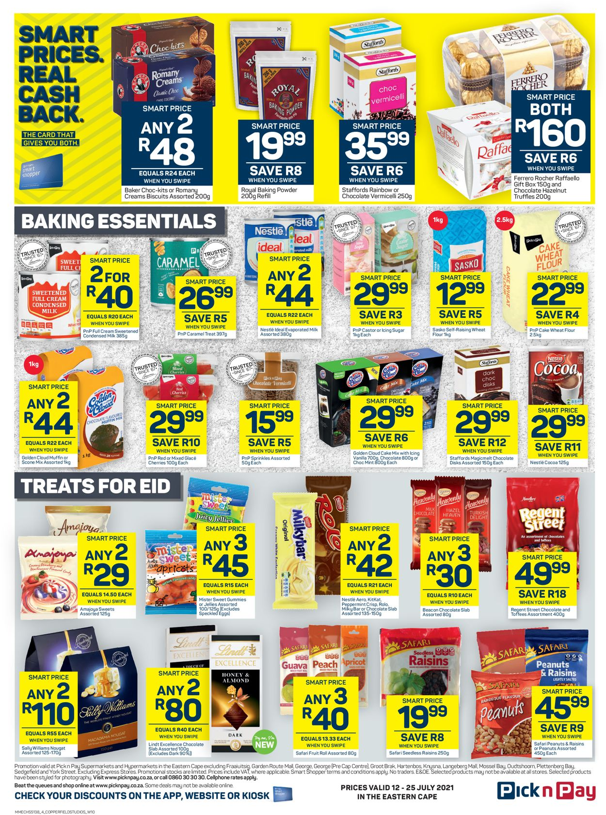 Pick n Pay Catalogue - 2021/07/12-2021/07/25 (Page 4)