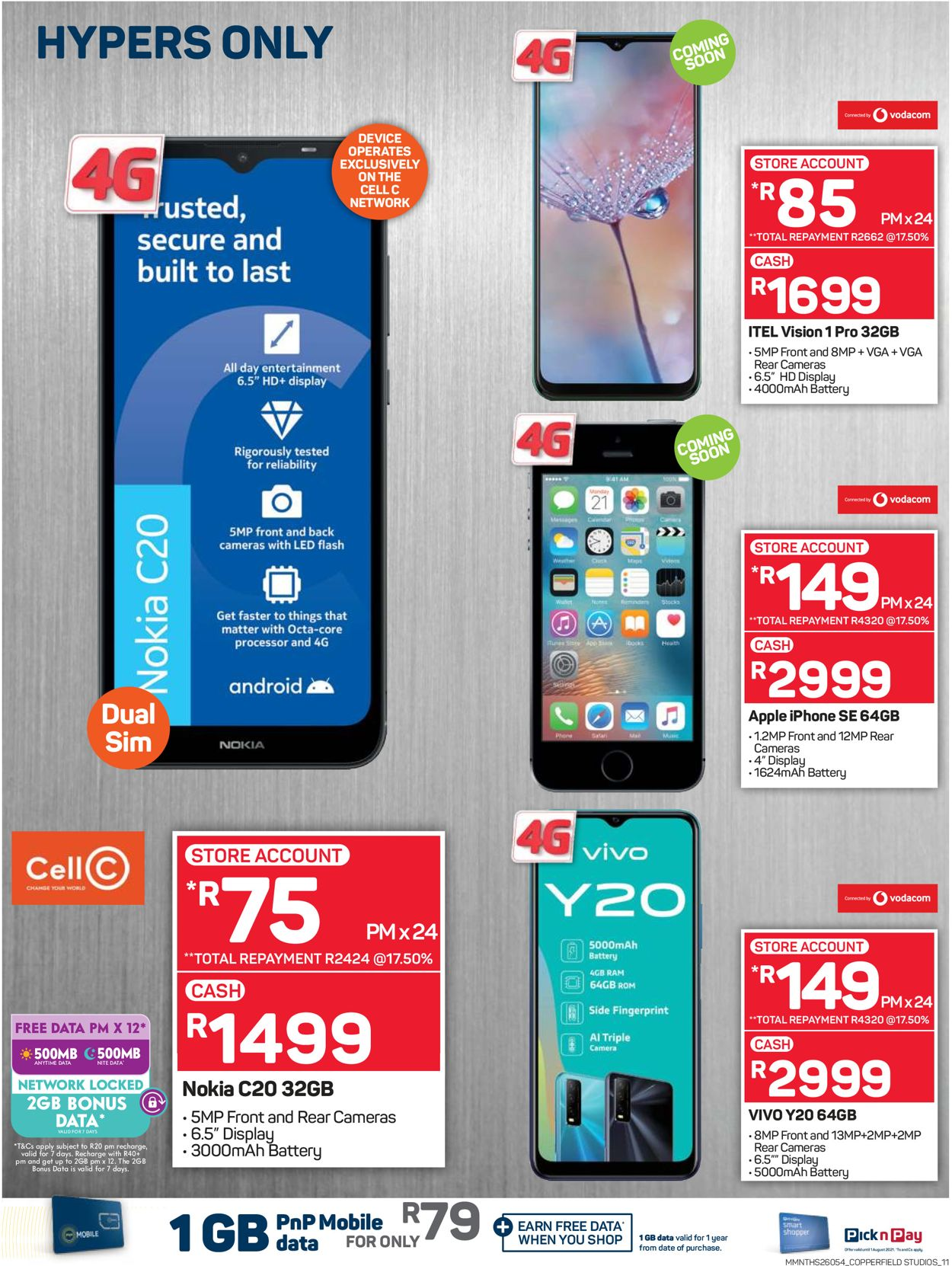 Pick n Pay Catalogue - 2021/07/12-2021/09/05 (Page 11)