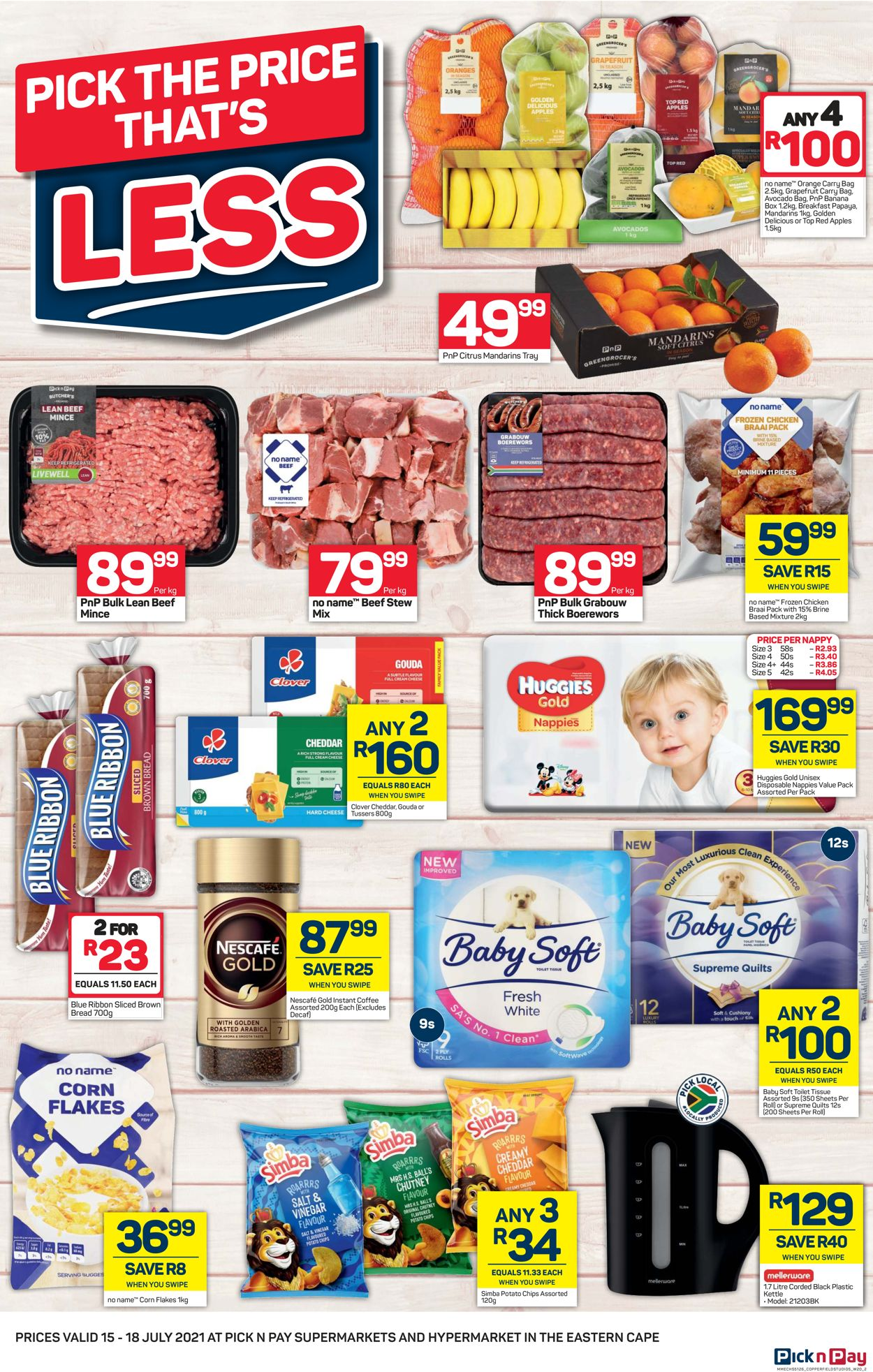 Pick n Pay Catalogue - 2021/07/15-2021/07/18 (Page 2)