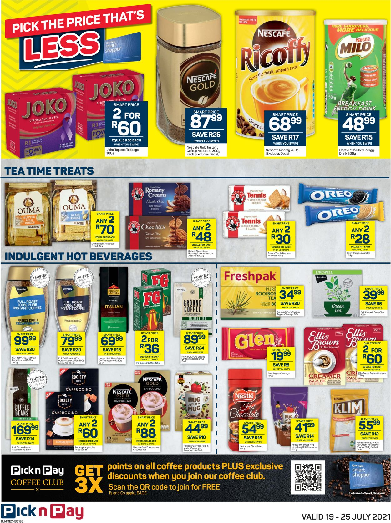Pick n Pay Catalogue - 2021/07/19-2021/07/25 (Page 8)