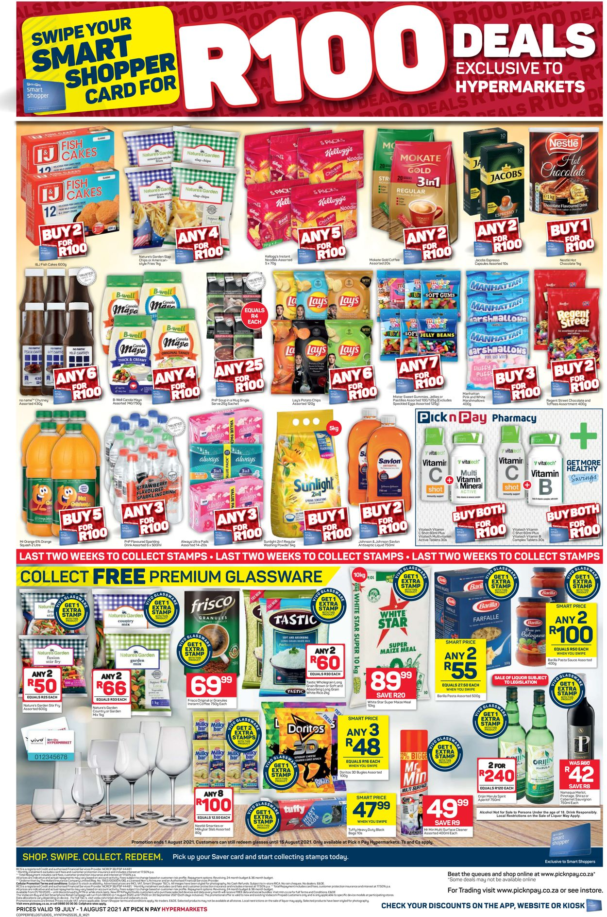 Pick n Pay Catalogue - 2021/07/19-2021/08/01 (Page 8)