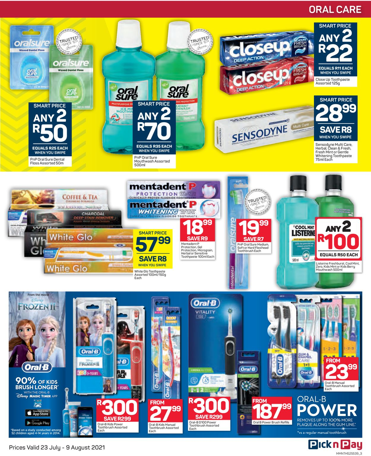 Pick n Pay Catalogue - 2021/07/23-2021/08/09 (Page 3)