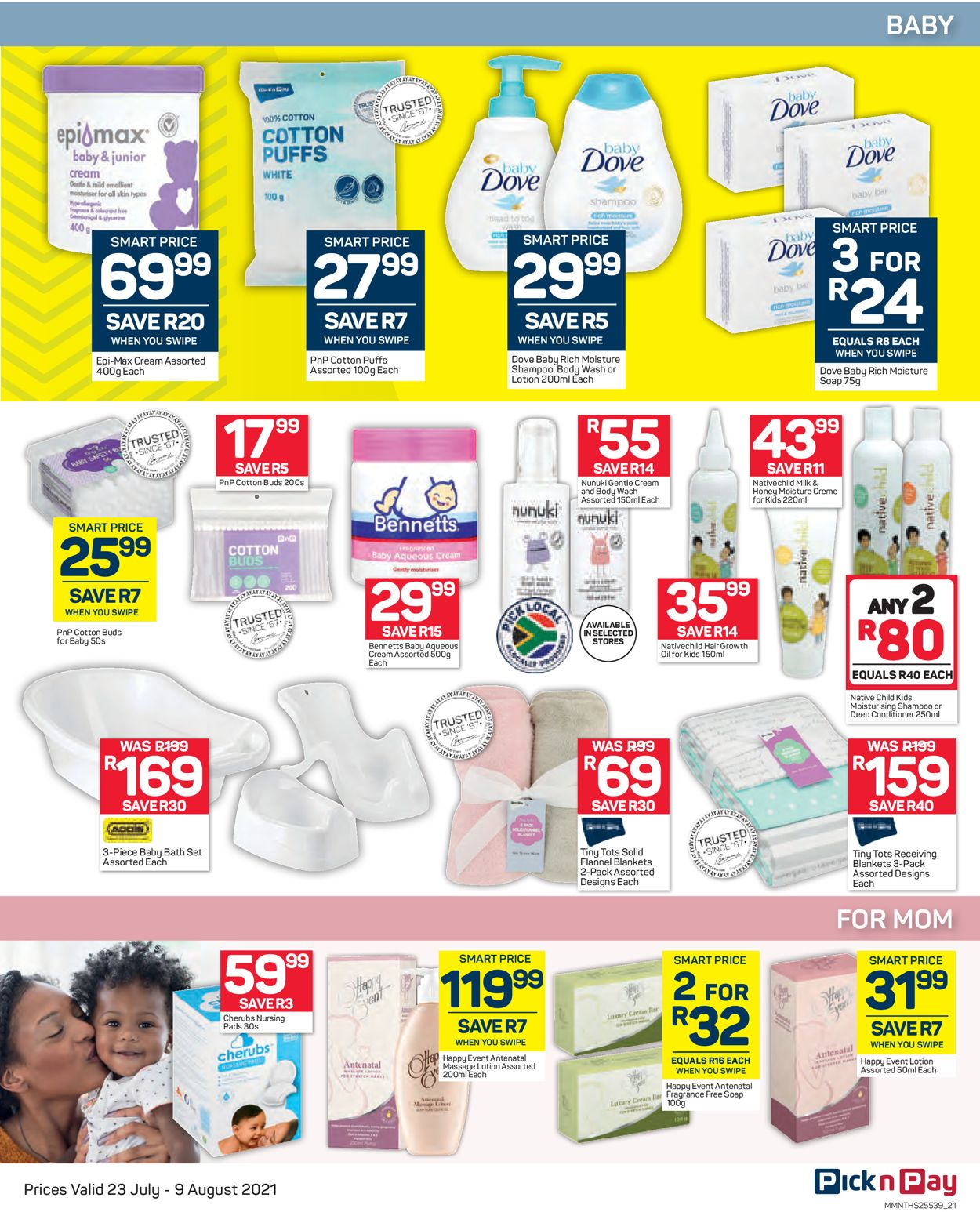 Pick n Pay Catalogue - 2021/07/23-2021/08/09 (Page 21)