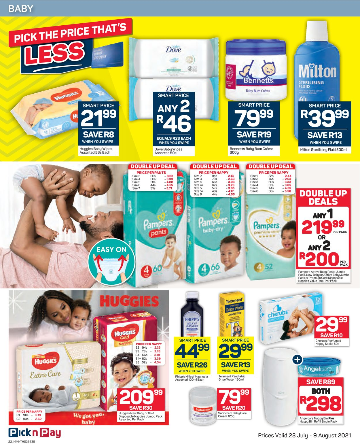 Pick n Pay Catalogue - 2021/07/23-2021/08/09 (Page 22)