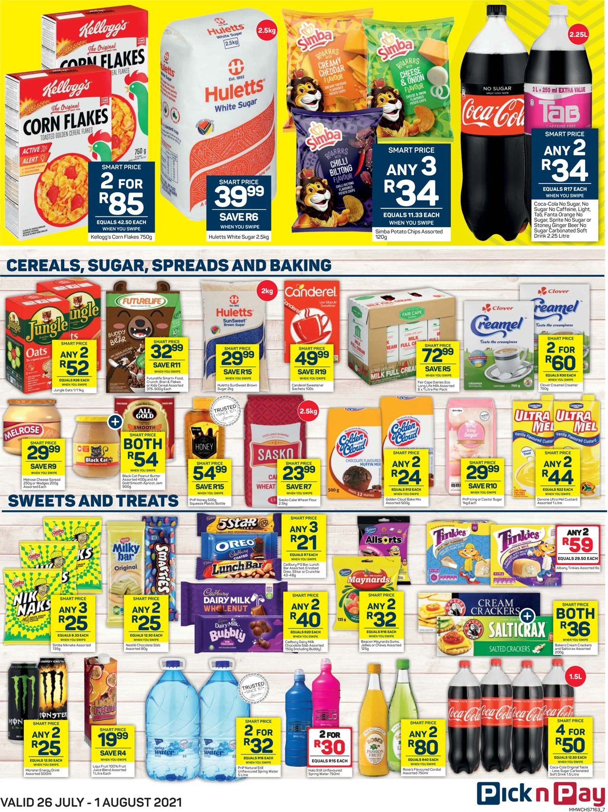 Pick n Pay Catalogue - 2021/07/26-2021/08/01 (Page 7)
