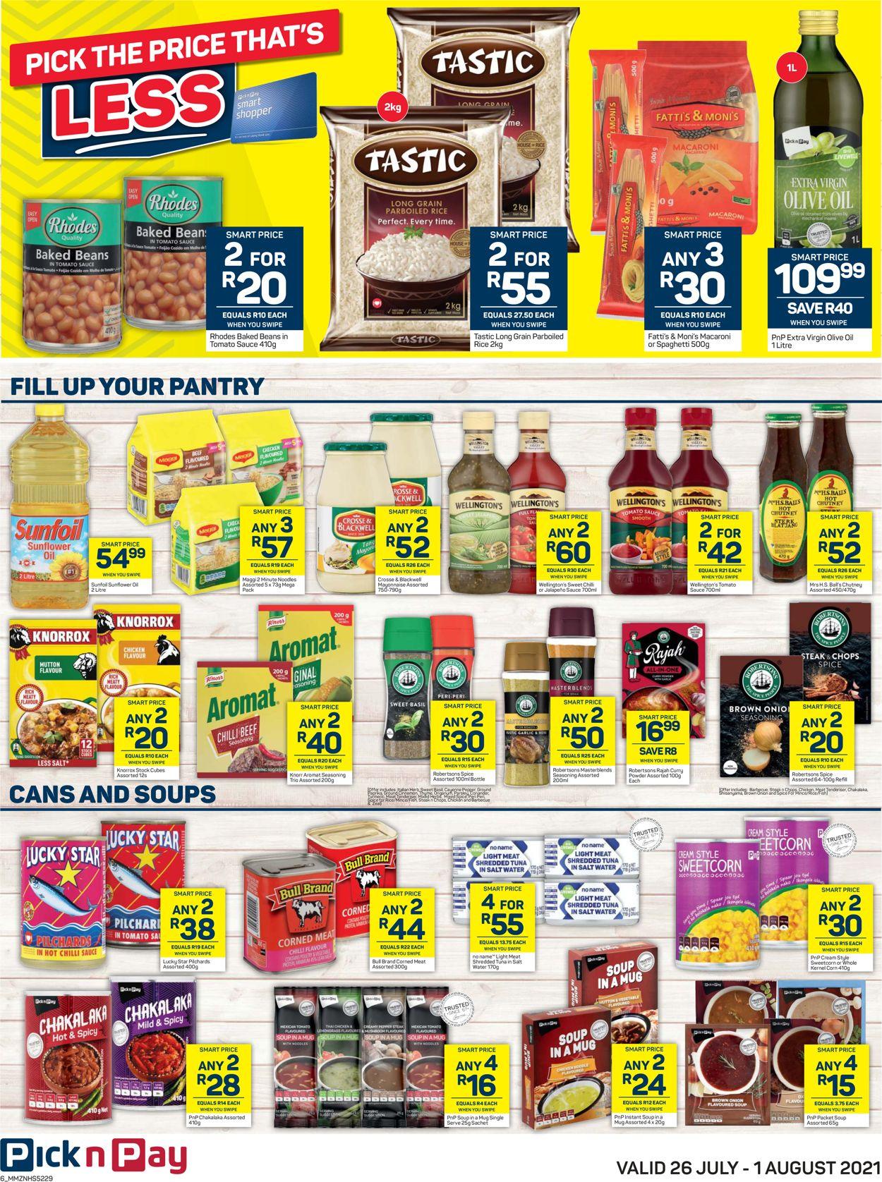 Pick n Pay Catalogue - 2021/07/26-2021/08/01 (Page 6)