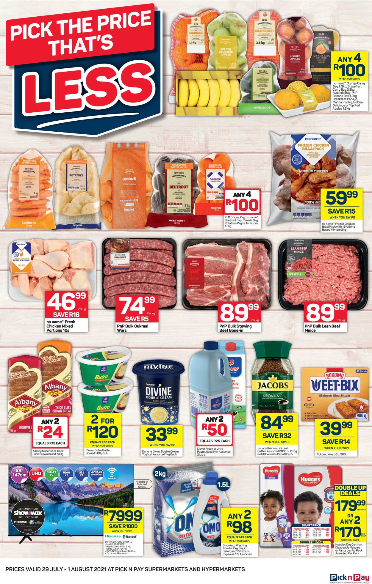 Pick n Pay Catalogue - 2021/07/29-2021/08/01 (Page 2)