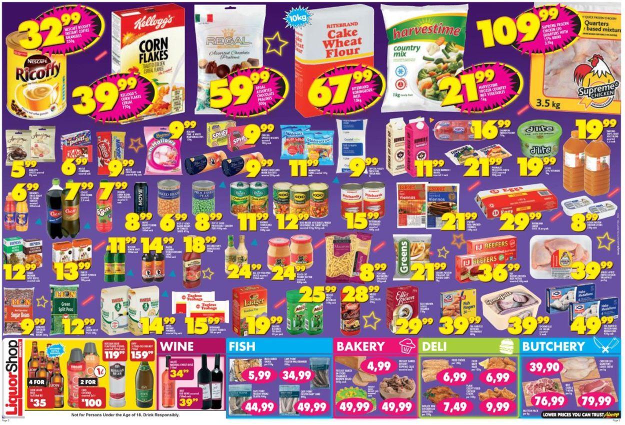 Shoprite Catalogue - 2019/08/12-2019/08/25 (Page 2)