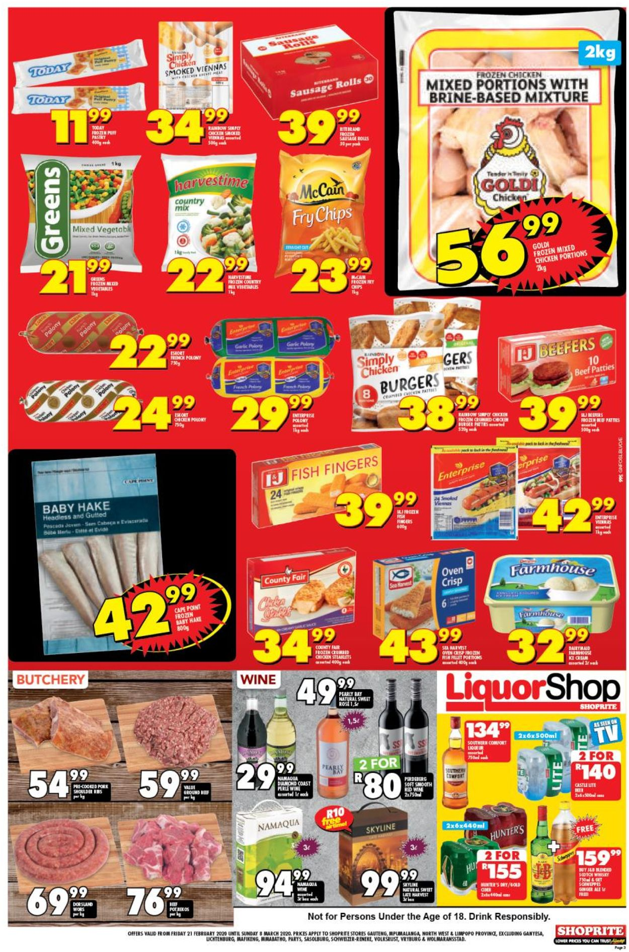 Shoprite Catalogue - 2020/02/21-2020/03/08 (Page 3)