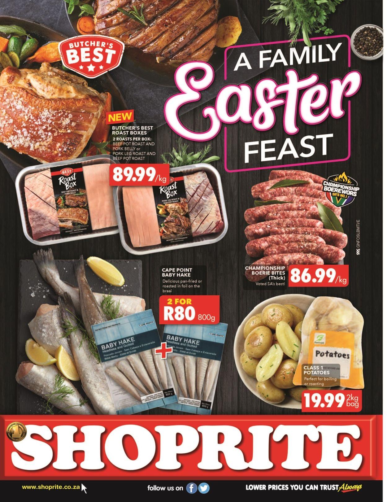 Shoprite Catalogue - 2020/03/30-2020/04/13