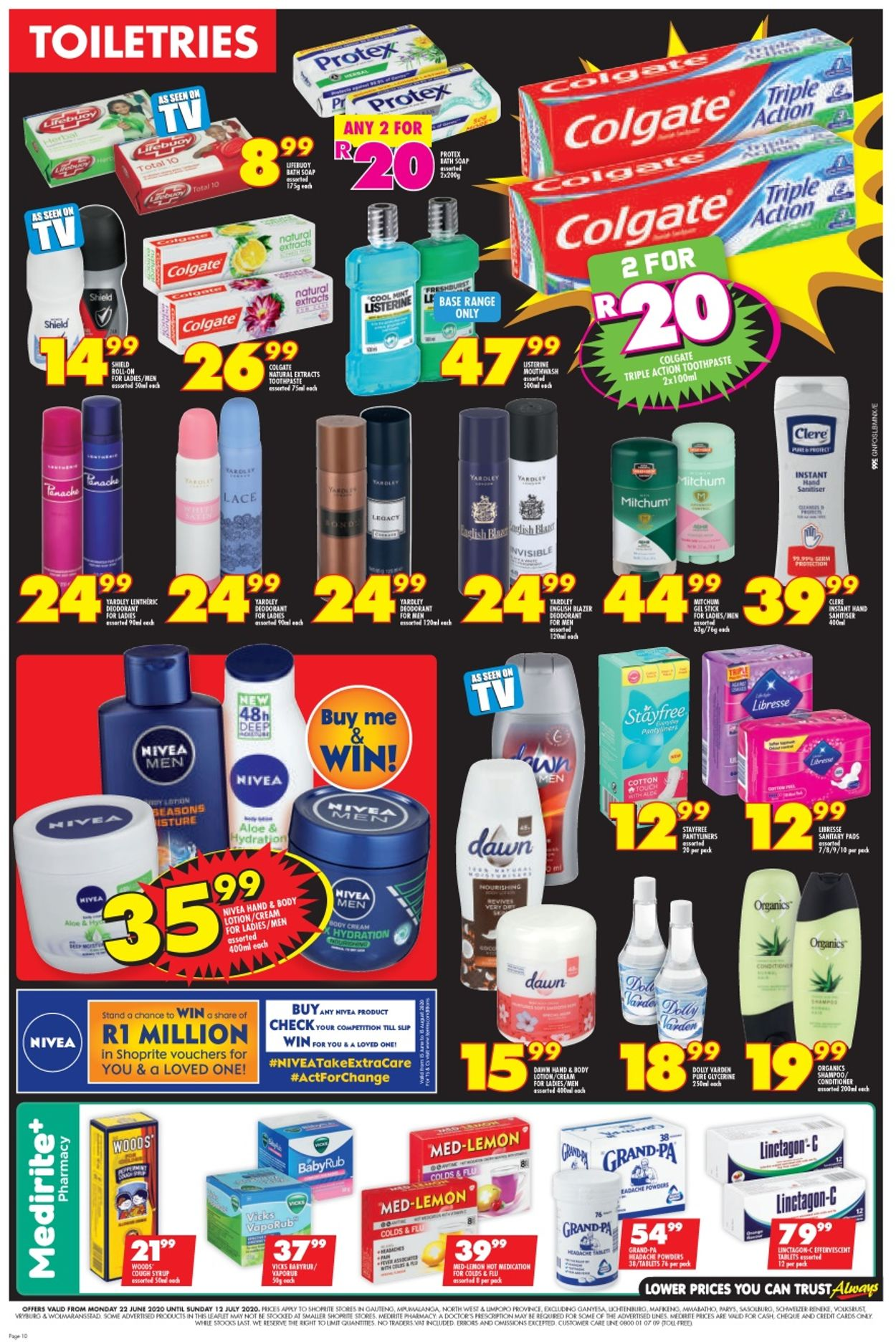 Shoprite Catalogue - 2020/06/22-2020/07/12 (Page 9)