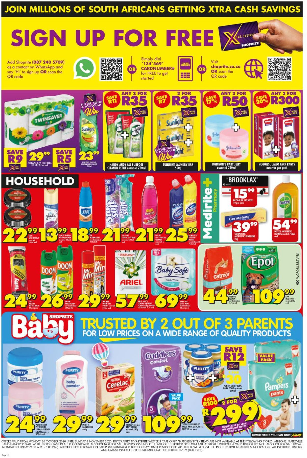 Shoprite Catalogue - 2020/10/26-2020/11/08 (Page 11)