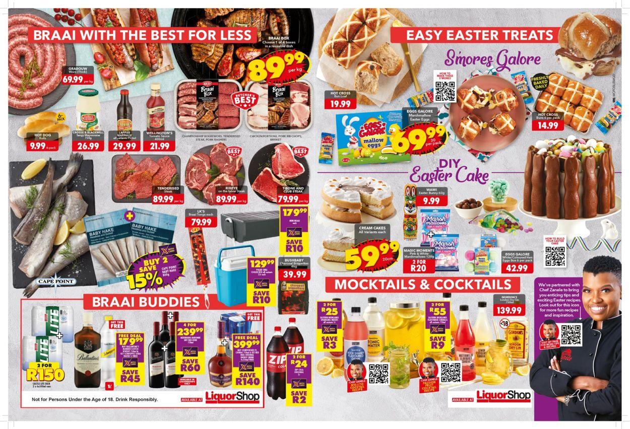 Shoprite Catalogue - 2021/03/22-2021/04/05 (Page 2)