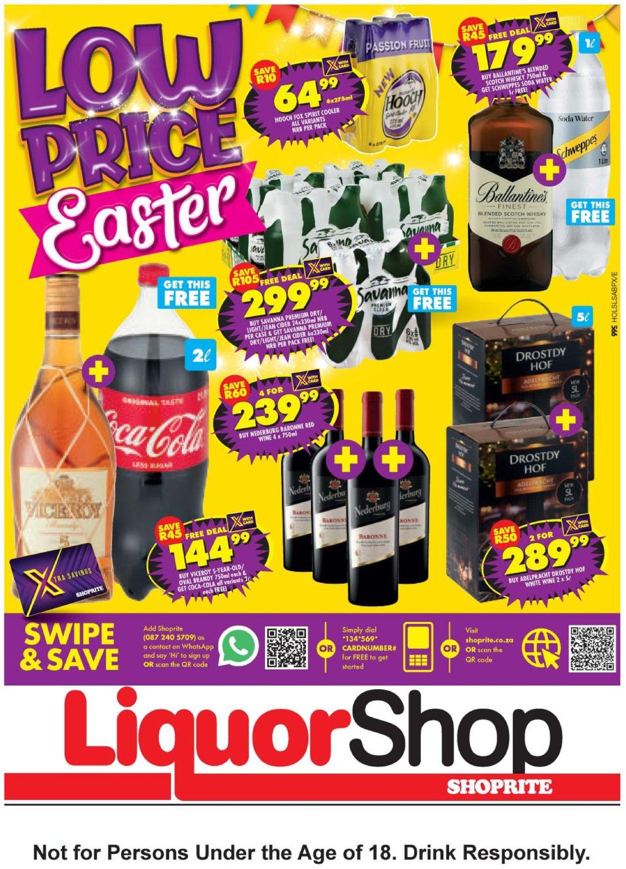 Shoprite Catalogue - 2021/03/24-2021/04/11