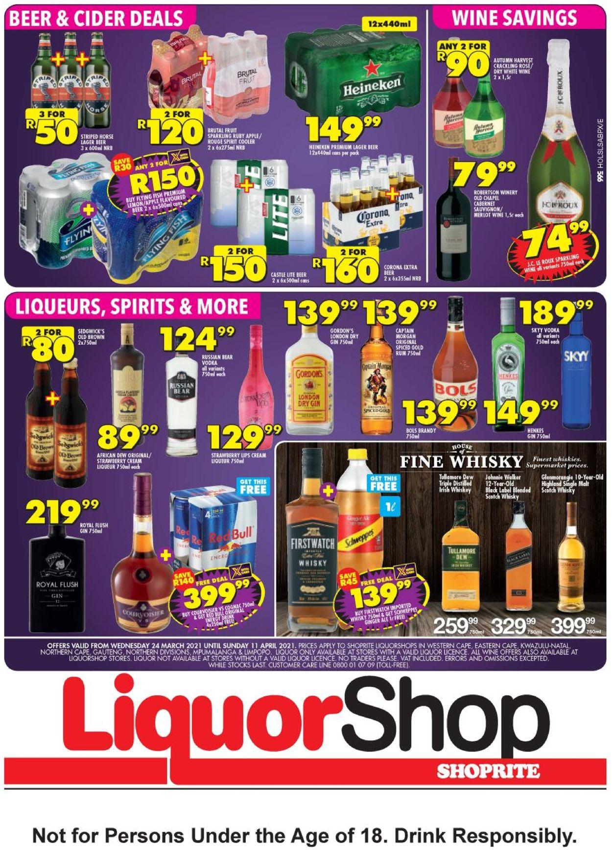 Shoprite Catalogue - 2021/03/24-2021/04/11 (Page 2)