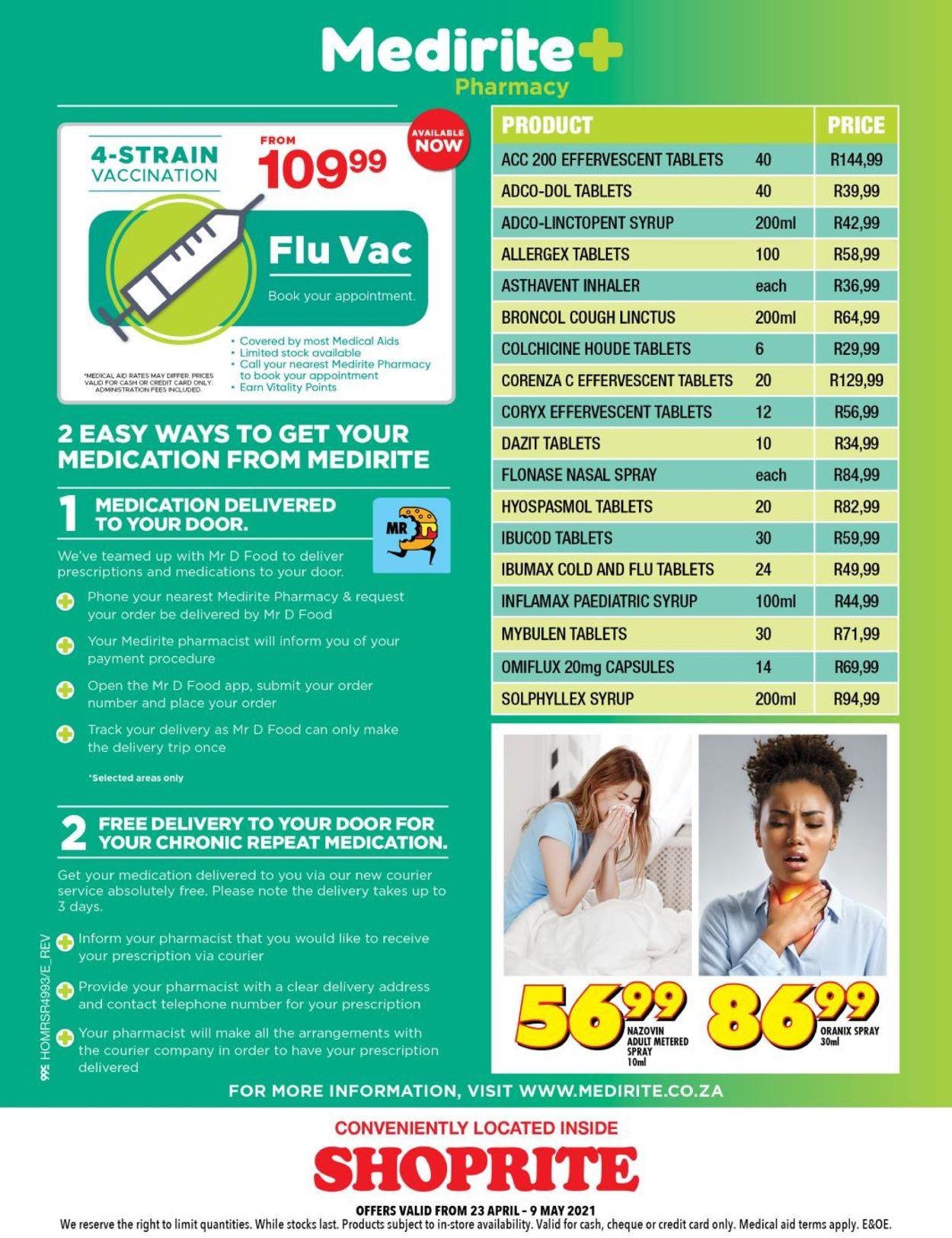 Shoprite Catalogue - 2021/04/23-2021/05/09 (Page 3)