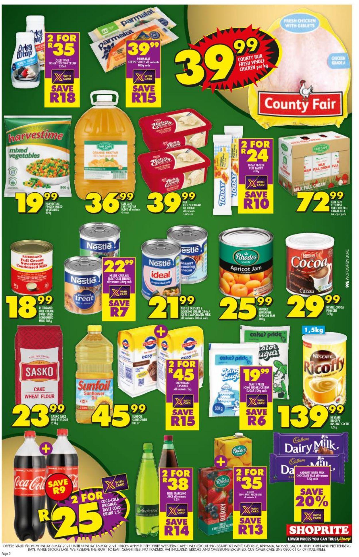 Shoprite Catalogue - 2021/05/03-2021/05/16 (Page 2)