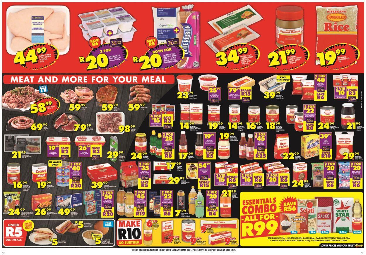 Shoprite Catalogue - 2021/05/10-2021/05/23 (Page 2)