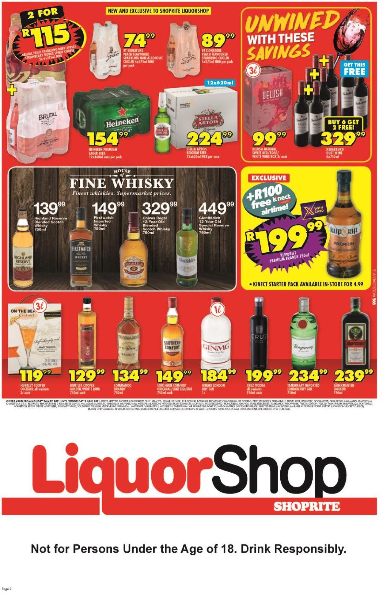Shoprite Catalogue - 2021/05/24-2021/06/09 (Page 2)