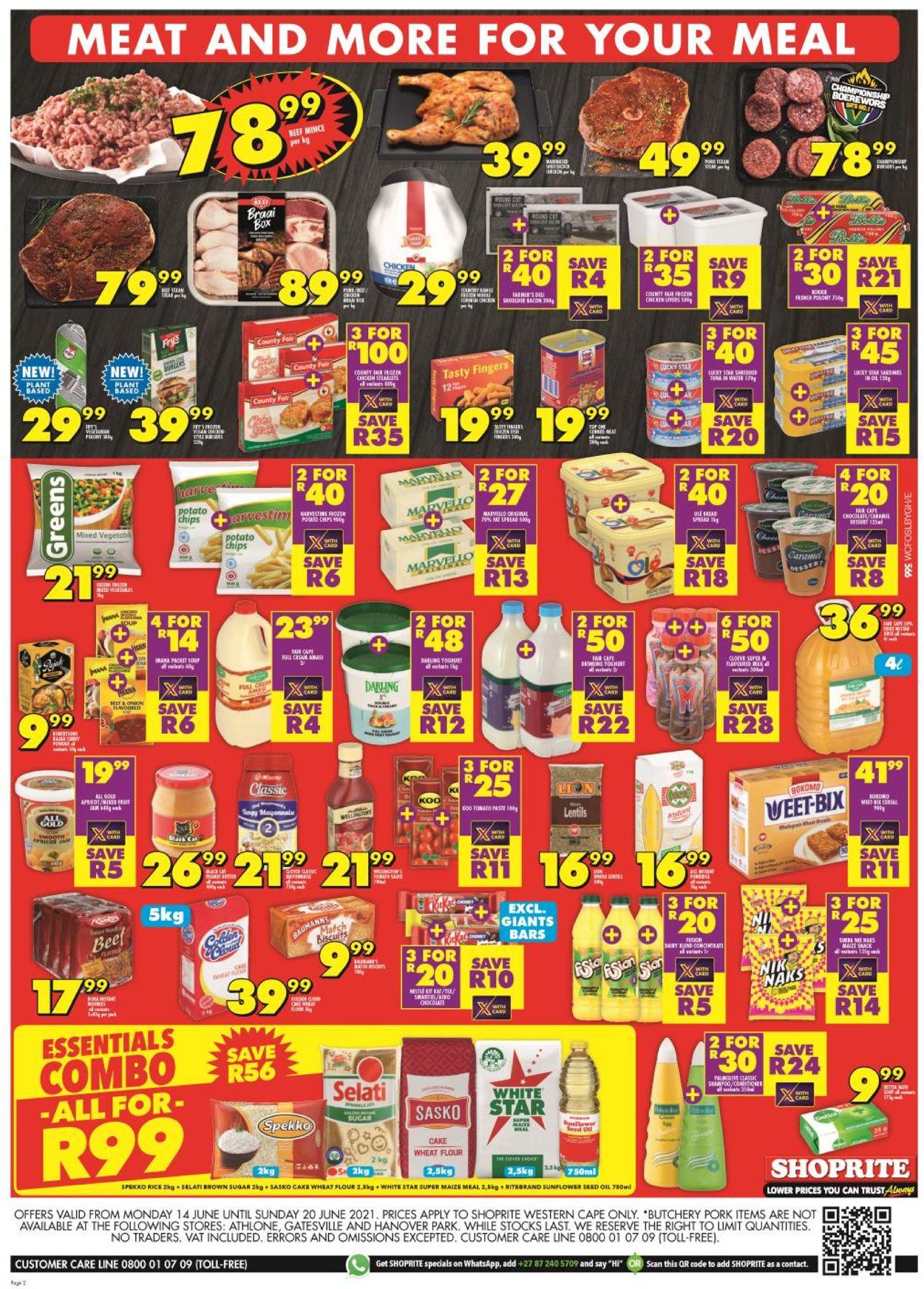 Shoprite Catalogue - 2021/06/14-2021/06/20 (Page 2)