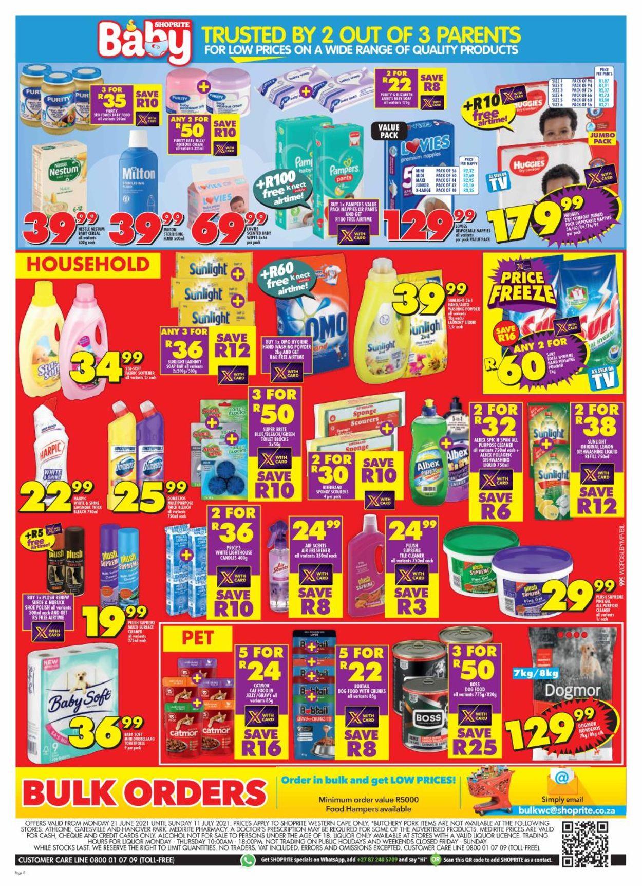 Shoprite Catalogue - 2021/06/21-2021/07/11 (Page 7)