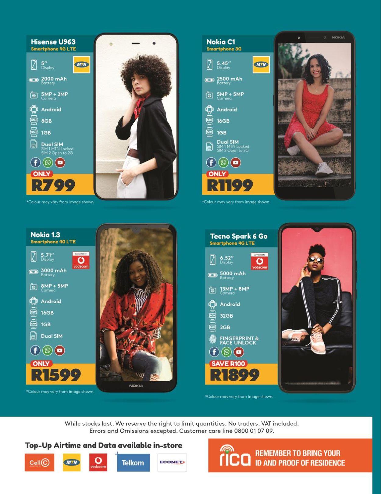 Shoprite Catalogue - 2021/06/24-2021/07/18 (Page 4)