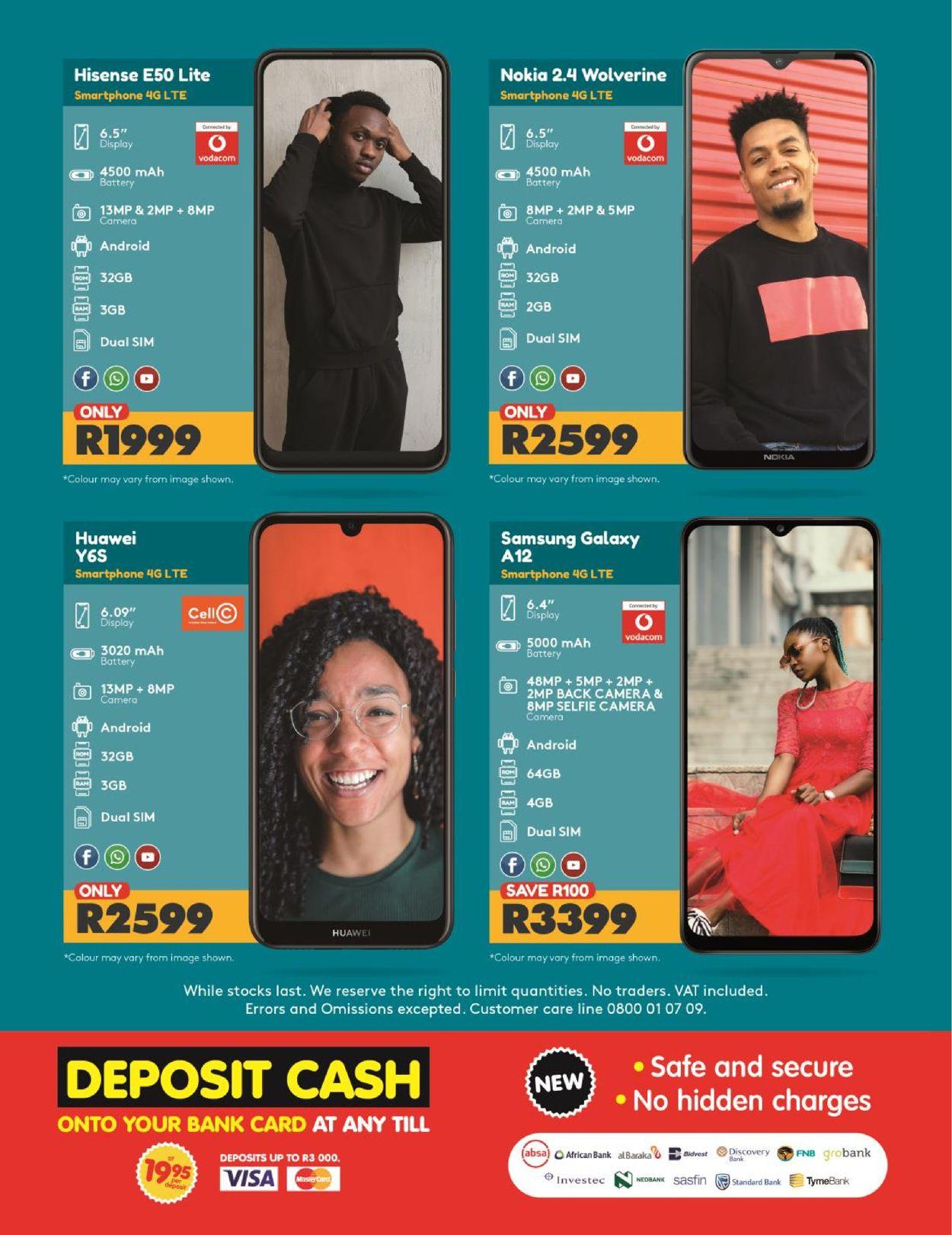 Shoprite Catalogue - 2021/06/24-2021/07/18 (Page 6)