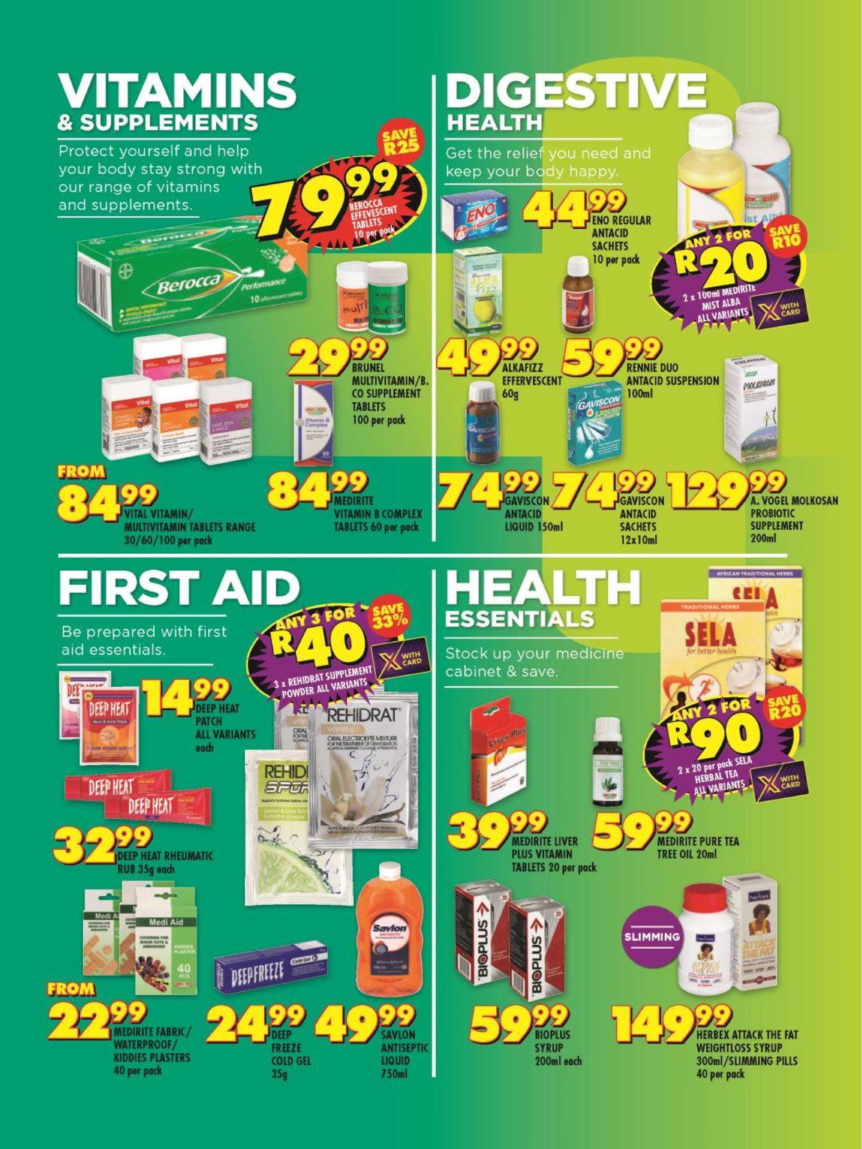 Shoprite Catalogue - 2021/06/24-2021/07/11 (Page 3)