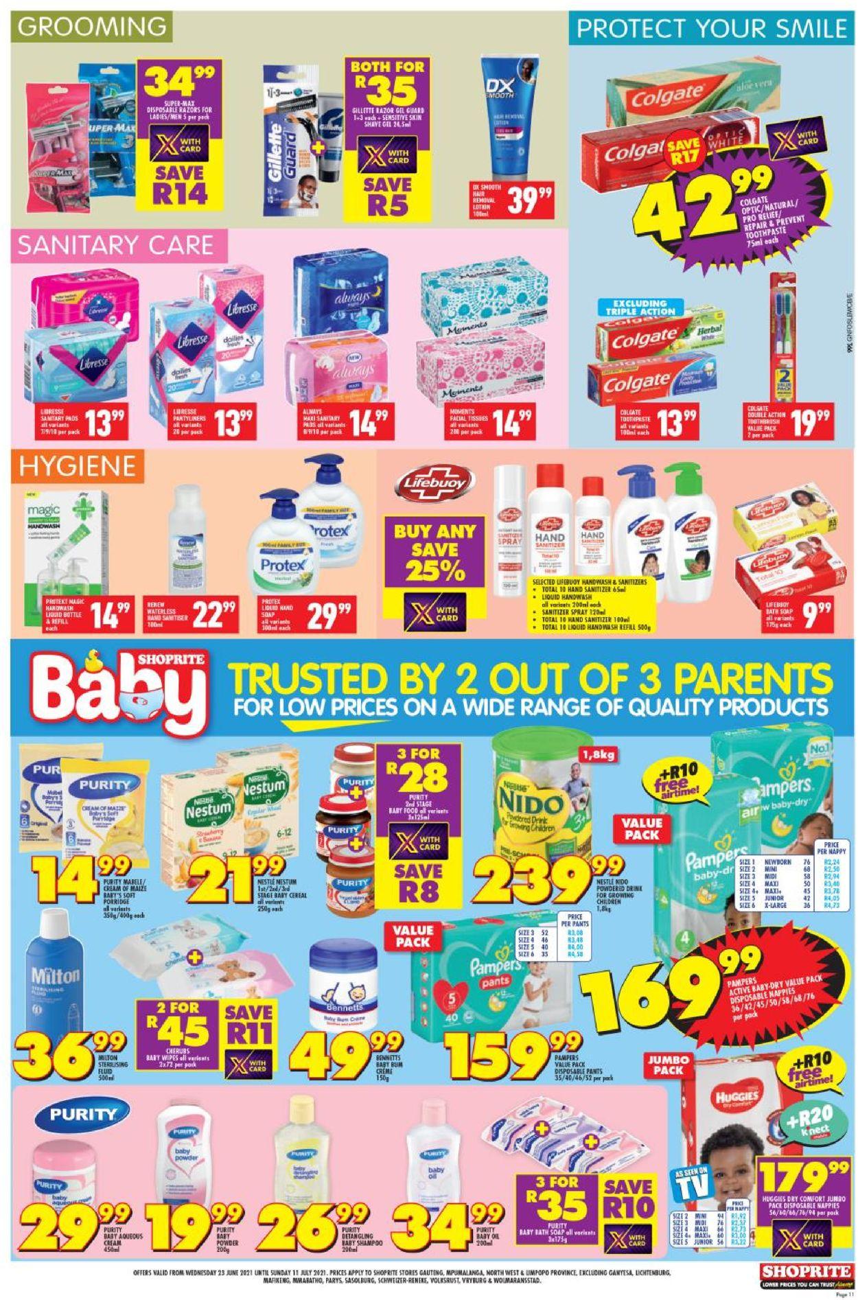 Shoprite Catalogue - 2021/06/23-2021/07/11 (Page 10)