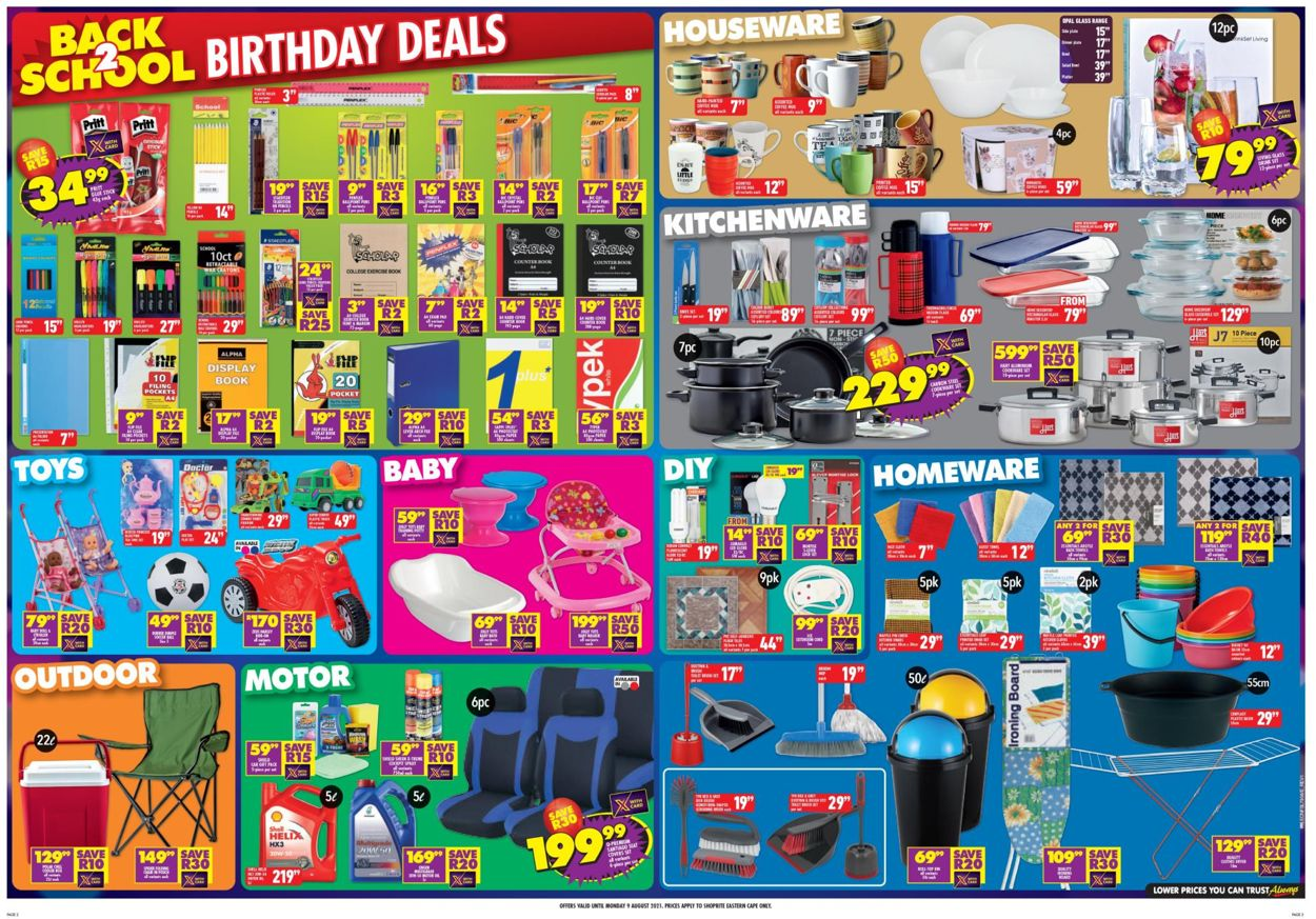 Shoprite Catalogue - 2021/07/22-2021/08/09 (Page 2)