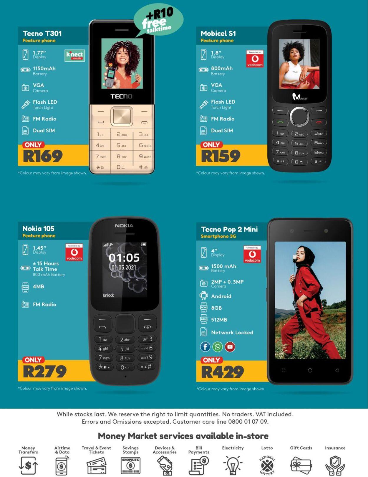 Shoprite Catalogue - 2021/07/23-2021/08/15 (Page 2)