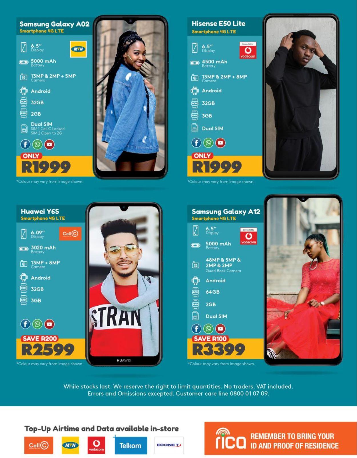 Shoprite Catalogue - 2021/07/23-2021/08/15 (Page 9)