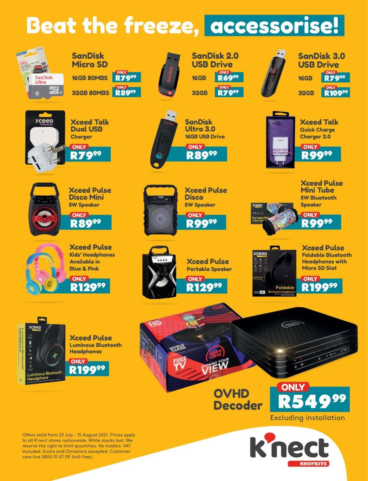 Shoprite Catalogue - 2021/07/23-2021/08/15 (Page 11)