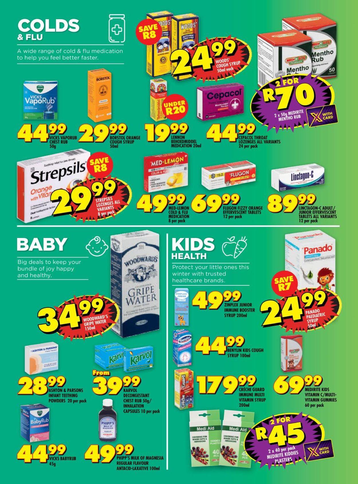 Shoprite Catalogue - 2021/07/23-2021/08/08 (Page 2)