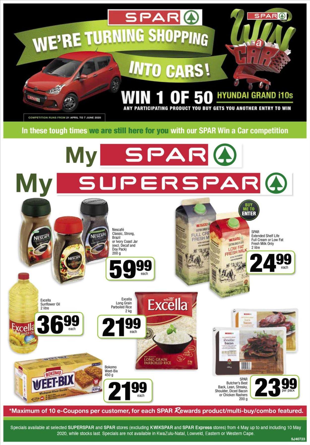 SPAR Catalogue - 2020/05/04-2020/05/10