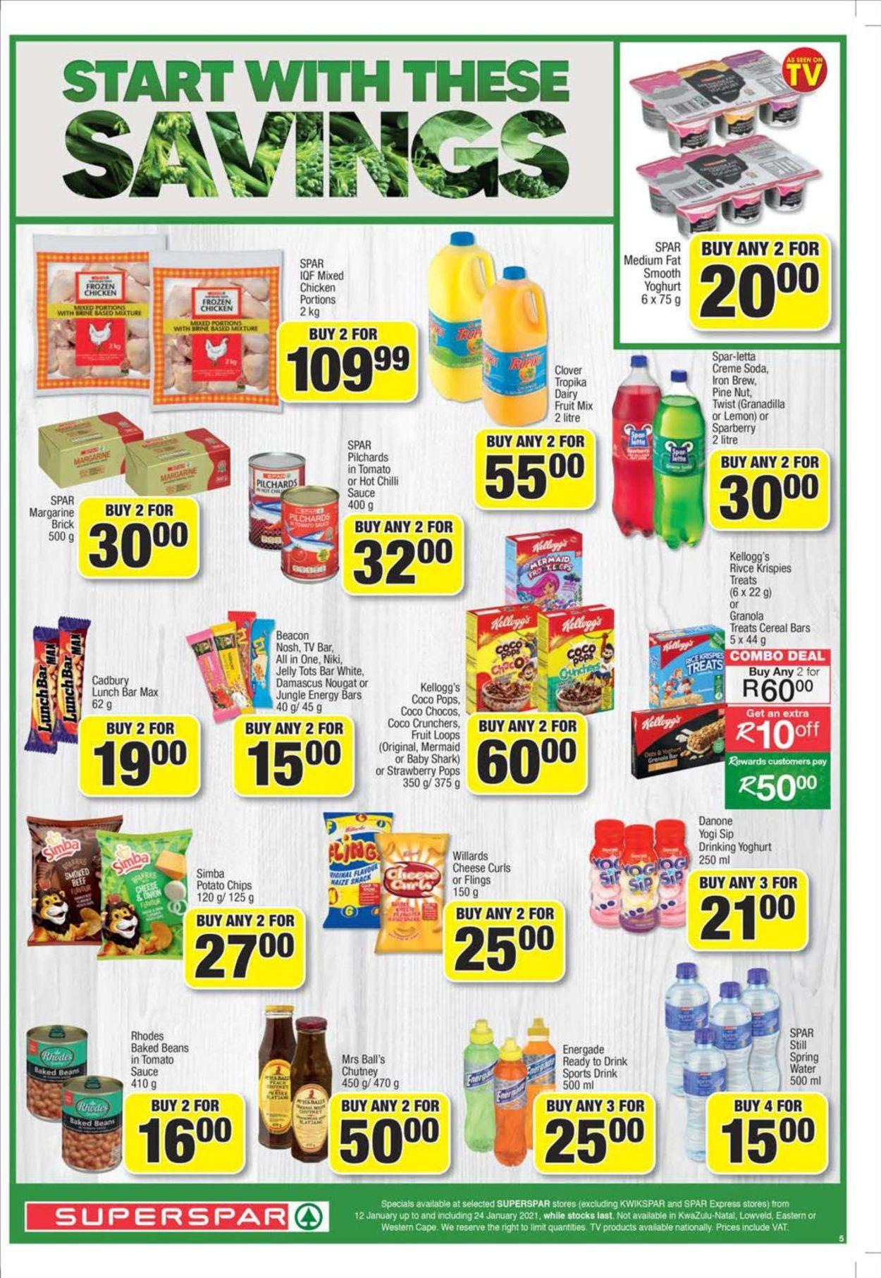 SPAR Catalogue - 2021/01/12-2021/01/24 (Page 5)