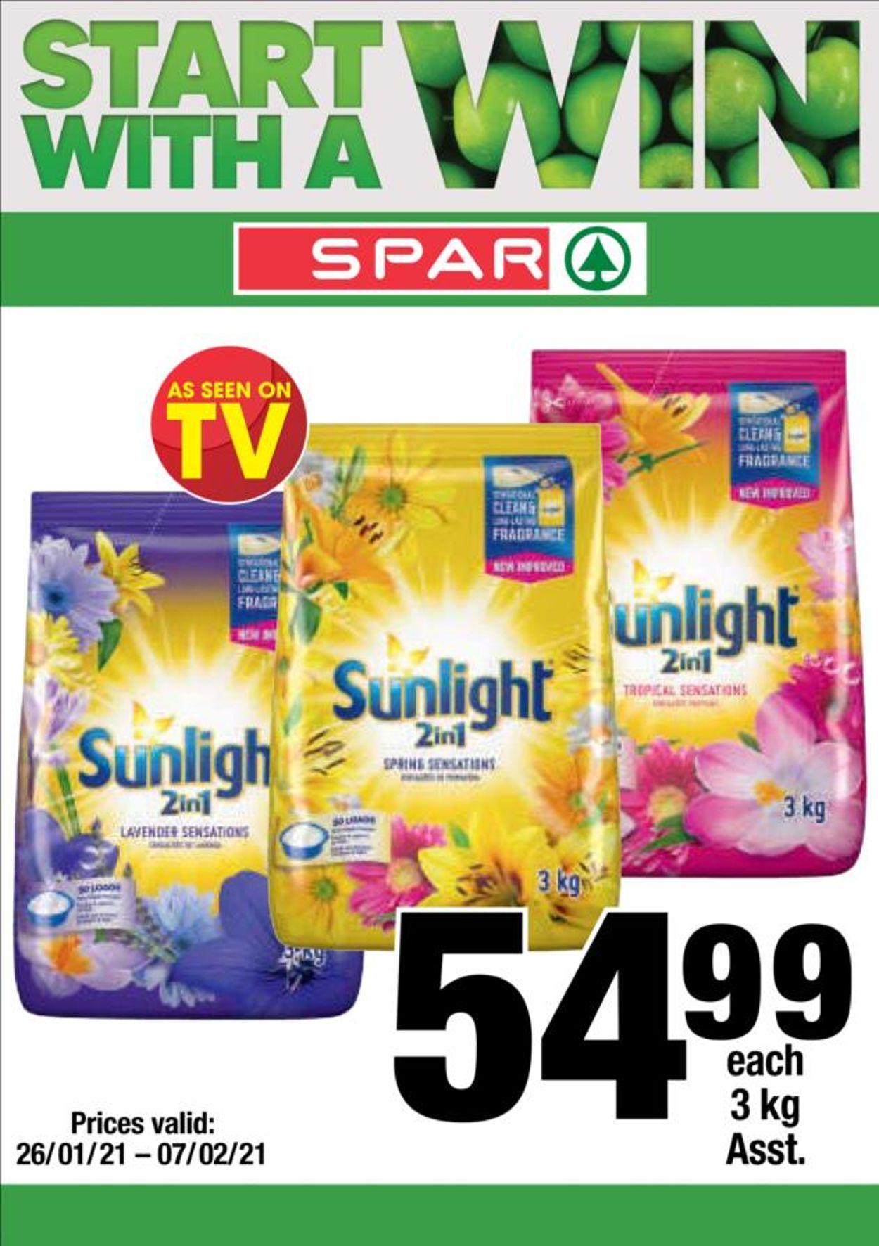 SPAR Catalogue - 2021/01/26-2021/02/07
