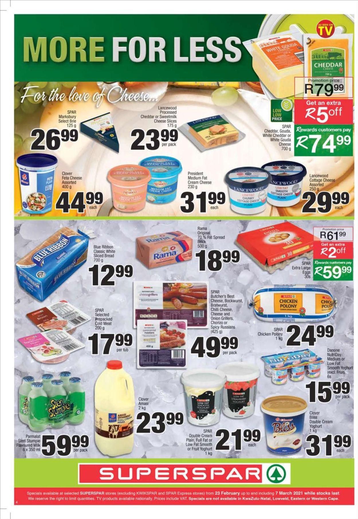 SPAR Catalogue - 2021/02/23-2021/03/07 (Page 4)