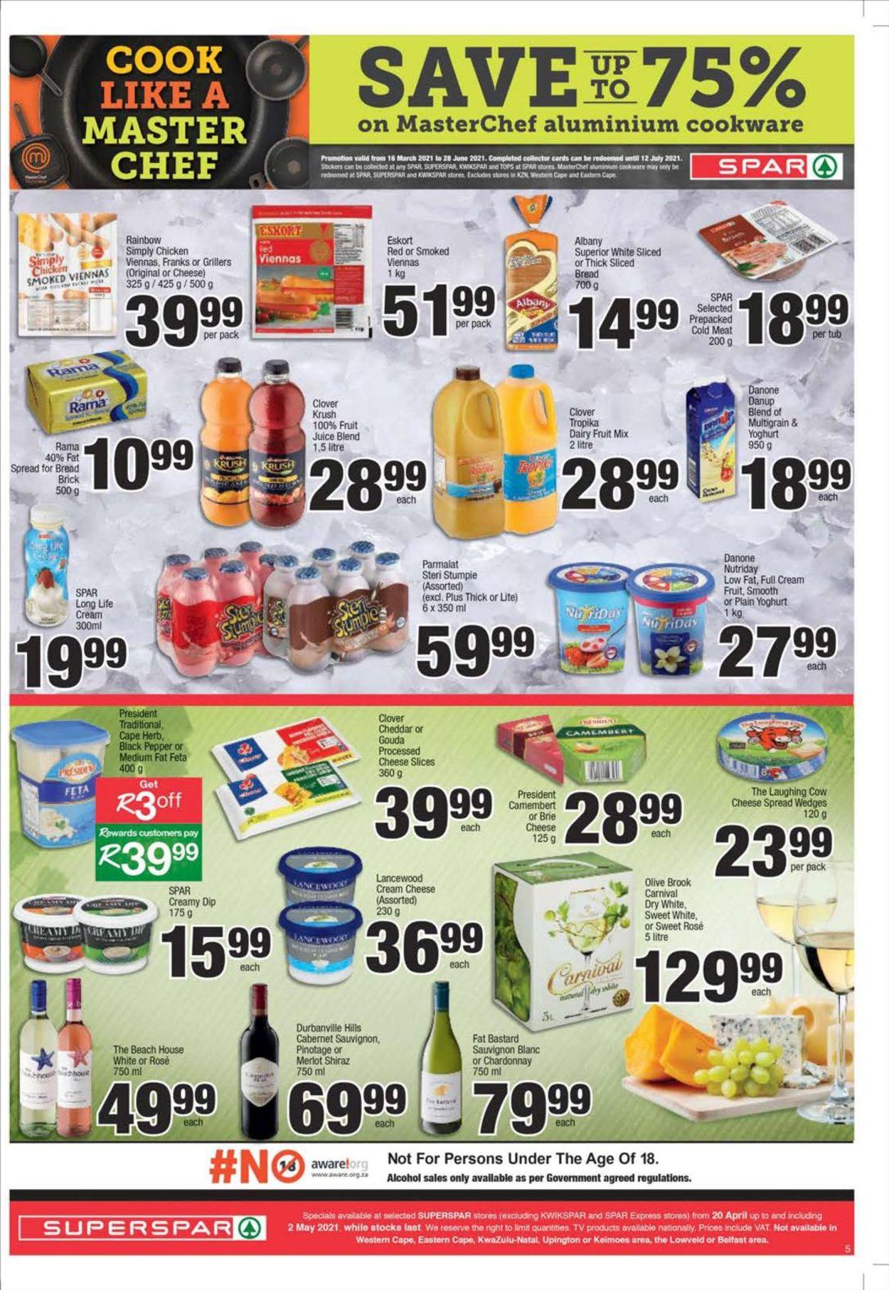 SPAR Catalogue - 2021/04/20-2021/05/02 (Page 5)