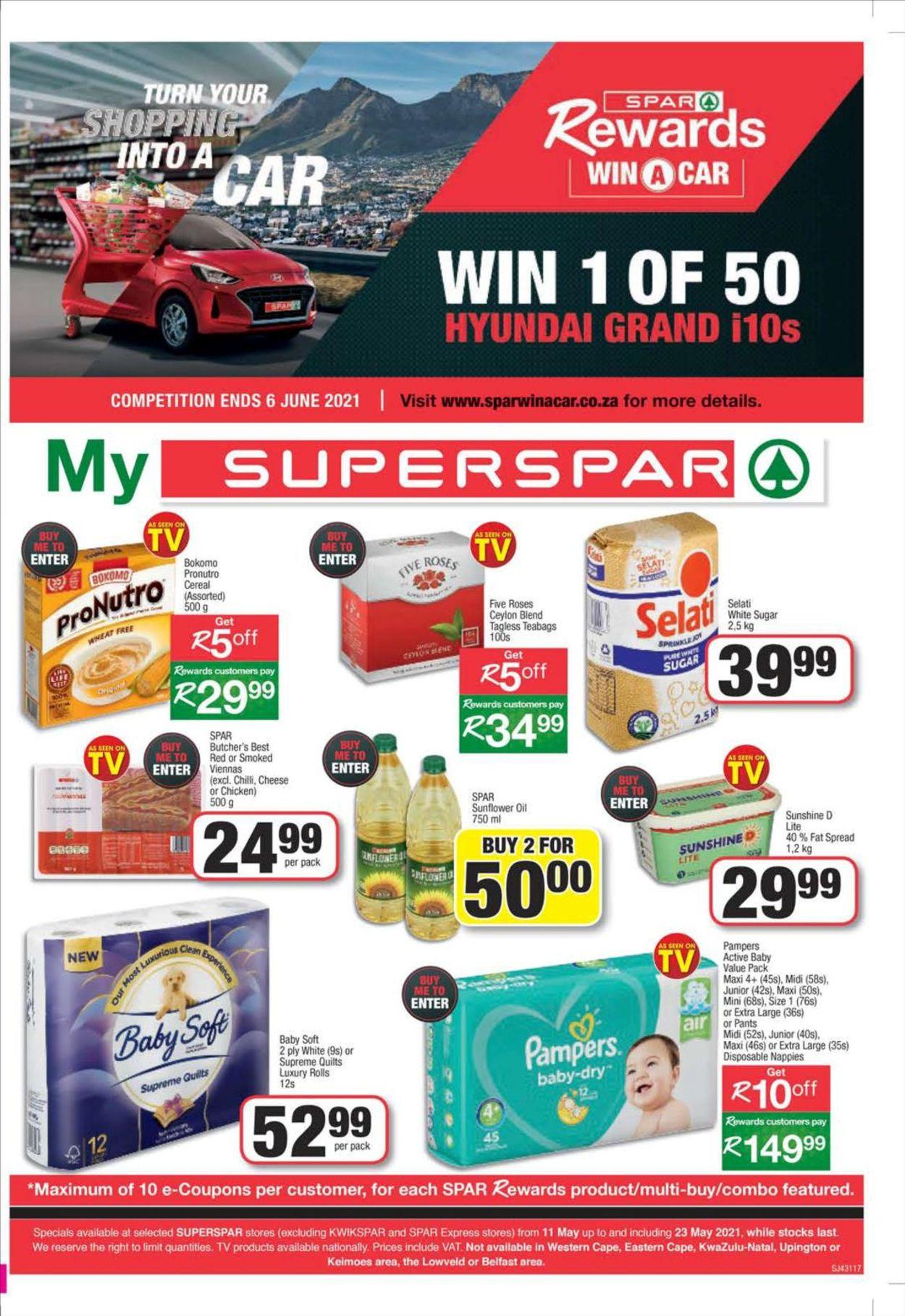 SPAR Catalogue - 2021/05/11-2021/05/23