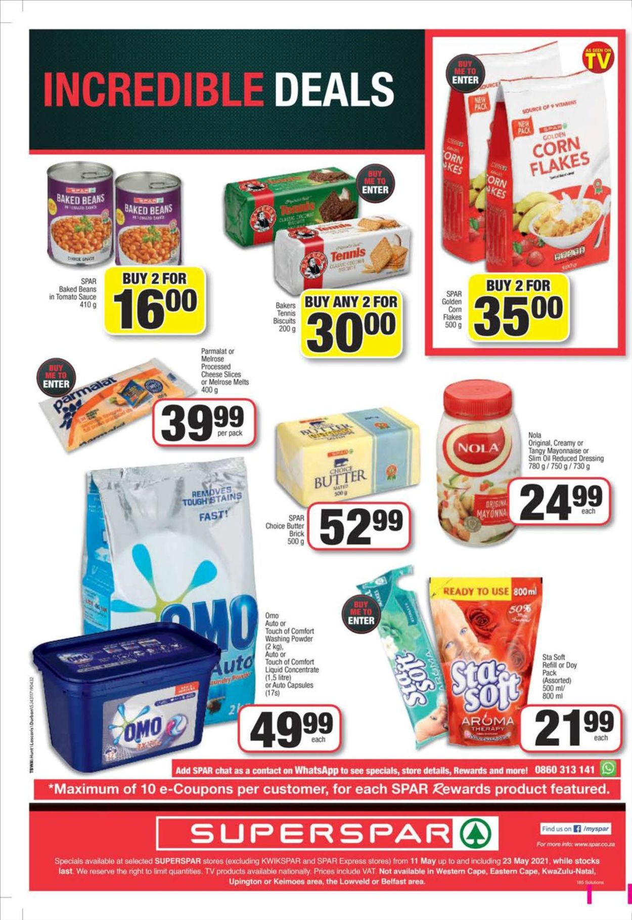 SPAR Catalogue - 2021/05/11-2021/05/23 (Page 8)