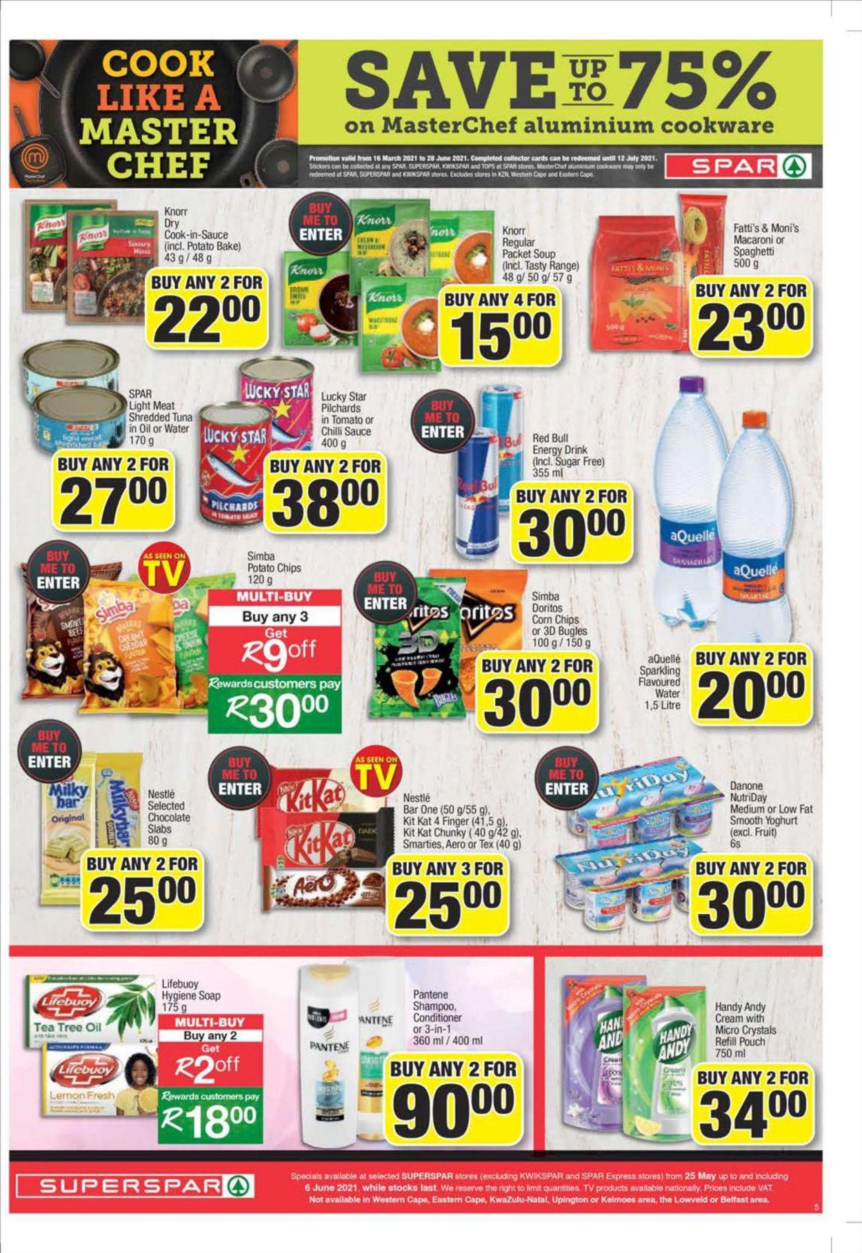 SPAR Catalogue - 2021/05/25-2021/06/06 (Page 5)