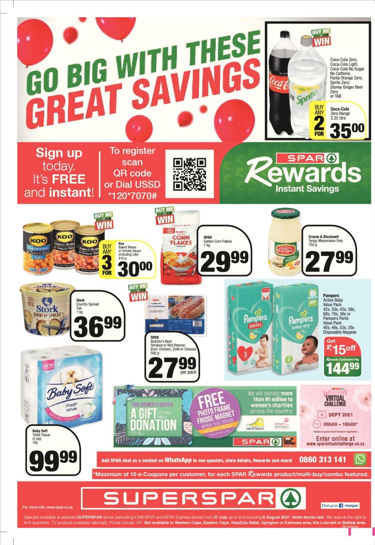 SPAR Catalogue - 2021/07/27-2021/08/08 (Page 16)