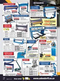 Adendorff Machinery Mart Black Friday 2020