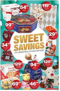 Checkers Christmas Catalogue 2019